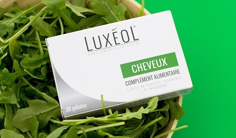 Luxeol, produits contre les problèmes de cheveux à la pharmacie Mivoix de Calais 62100